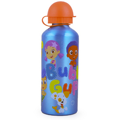 Bubble Guppies Bubble Guppies Aluminum Water Bottle [Orange Top]