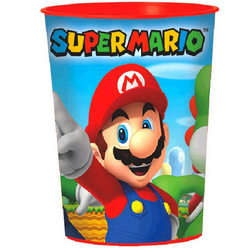 Super Mario Super Mario Bros. 16oz Plastic Cup