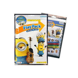 Minions, The Despicable Me 'The Minions' Play Pack Grab and Go!