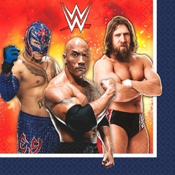 WWE WWE Luncheon Napkins [16 per Pack]