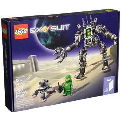 Lego Lego Exo suit [21109 - 321 Pieces]