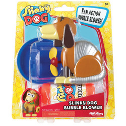 Toy Story Slinky Dog Bubble Blower