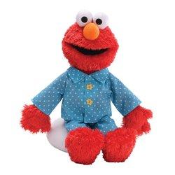 Elmo Gund Sesame Street Sleepytime Elmo
