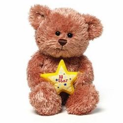 Elmo Gund All Star Bear Plush