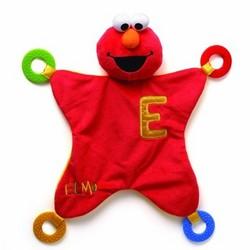 Elmo Gund Baby Sesame Street Activity Blankie [Elmo]