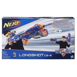 Nerf Nerf N-Strike Longshot CS-6 Blaster