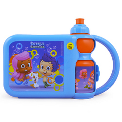 Bubble Guppies Bubble Guppies Portable Container with Water Bott