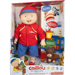 Caillou Best Friend Caillou Interactive Talking Doll