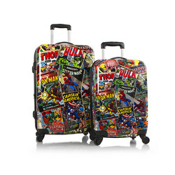 Avengers, The Heys Marvel Comics Young Adult 2-Piece Luggage Set