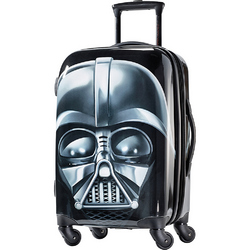 American Tourister Star Wars 21 Inch Hard Side Spinner - Darth