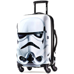 American Tourister Star Wars 21 Inch Hard Side Spinner - Storm