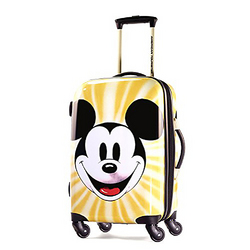 Mickey Mouse American Tourister Disney Mickey Mouse Face Hardsid