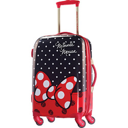 Mickey Mouse American Tourister Disney Minnie Mouse Red Bow Hard
