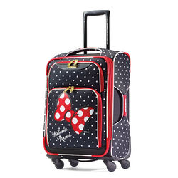 Mickey Mouse American Tourister Disney Minnie Mouse 19 Inch Spin