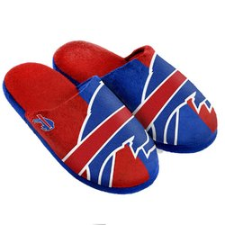 Forever Collectibles NFL Buffalo Bills Big Logo Slippers [Men's