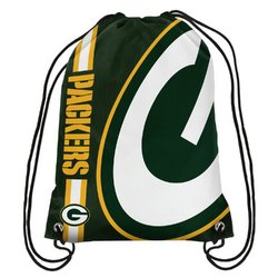 Forever Collectibles NFL Green Bay Packers Big Logo Drawstring B