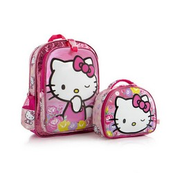 Hello Kitty Heys Hello Kitty Backpack with Lunch Bag