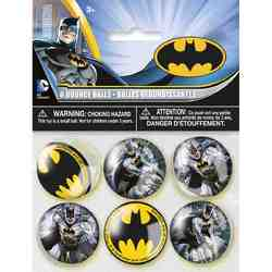Batman Batman Bounce Balls [6 Per Package]