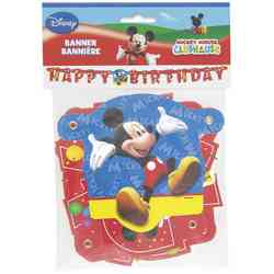 Mickey Mouse Mickey Mouse Clubhouse Large Jointed Banner
