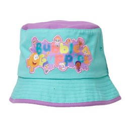 Bubble Guppies Bubble Guppies Toddler Bucket Hat [Turquoise - Si