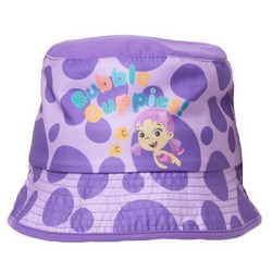 Bubble Guppies Bubble Guppies Toddler Bucket Hat [Purple - Size