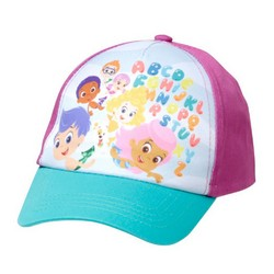 Bubble Guppies Bubble Guppies Toddler Baseball Hat [Purple - Siz