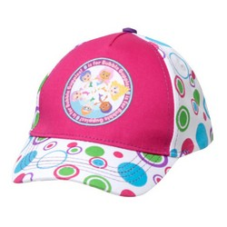 Bubble Guppies Bubble Guppies Toddler Baseball Hat [Polka Dot -