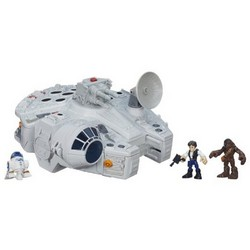 Star Wars Hasbro Playskool Heroes Star Wars Millennium Falcon