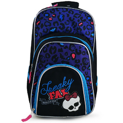 Monster High Monster High Freaky Fan Deluxe Backpack