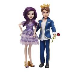 Disney Descendants Disney Descendants Two-Pack Dolls [Mal and Be