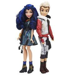 Disney Descendants Disney Descendants Two-Pack Dolls [Evie and C