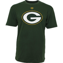 Old Time Sports NFL Biggie Tee Mens - Green Bay Packers - Large