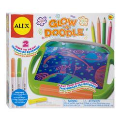 ALEX ALEX Toys Artist Studio Glow A Doodle