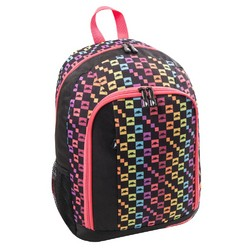 Roots Roots 73 Backpack [Rainbow Checkers]