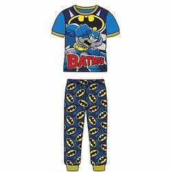 Batman Batman Boys' 2-Piece Pajama Set [Size 6]