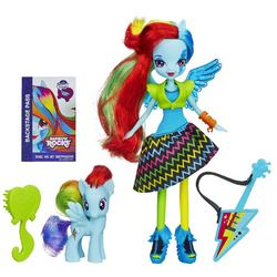My Little Pony My Little Pony Equestria Girls Rainbow Dash Doll