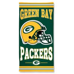 WinCraft NFL Green Bay Packers Beach Towel