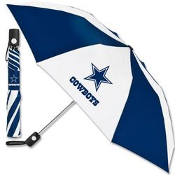 WinCraft NFL Dallas Cowboys Folding Umbrella