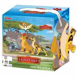 Lion Guard, The The Lion Guard Floor Puzzle [46-Pieces]
