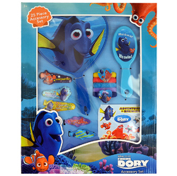 Finding Dory Disney Pixar Finding Dory 25-Piece Hair Accessory S