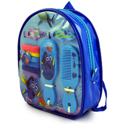 Finding Dory Disney Pixar Finding Dory Backpack 10-Piece Hair Ac