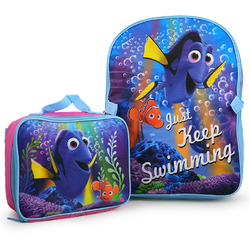 Finding Dory Disney Pixar Finding Dory Deluxe Backpack and Lunch