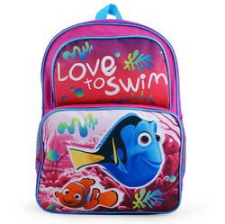 Finding Dory Disney Pixar Finding Dory Love to Swim Backpack