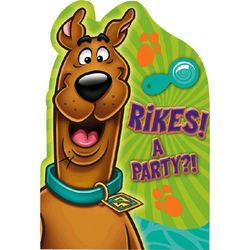 Scooby-Doo Scooby-Doo Postcard Invitations