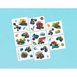 Blaze Blaze and the Monster Machines Tattoo Favors [16 in packag