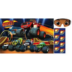 Blaze Blaze and the Monster Machines Party Game