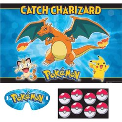 Pokemon Pokemon Pikachu & Friends Party Game