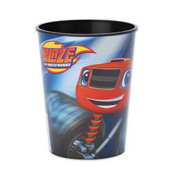 Blaze Blaze and the Monster Machines Plastic Favor Cup
