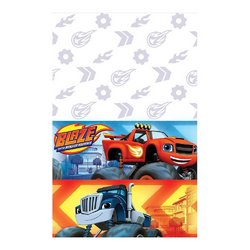 Blaze Blaze and the Monster Machines Plastic Table Cover