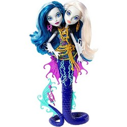 Monster High Monster High Great Scarrier Reef [Peri & Pearl Serp